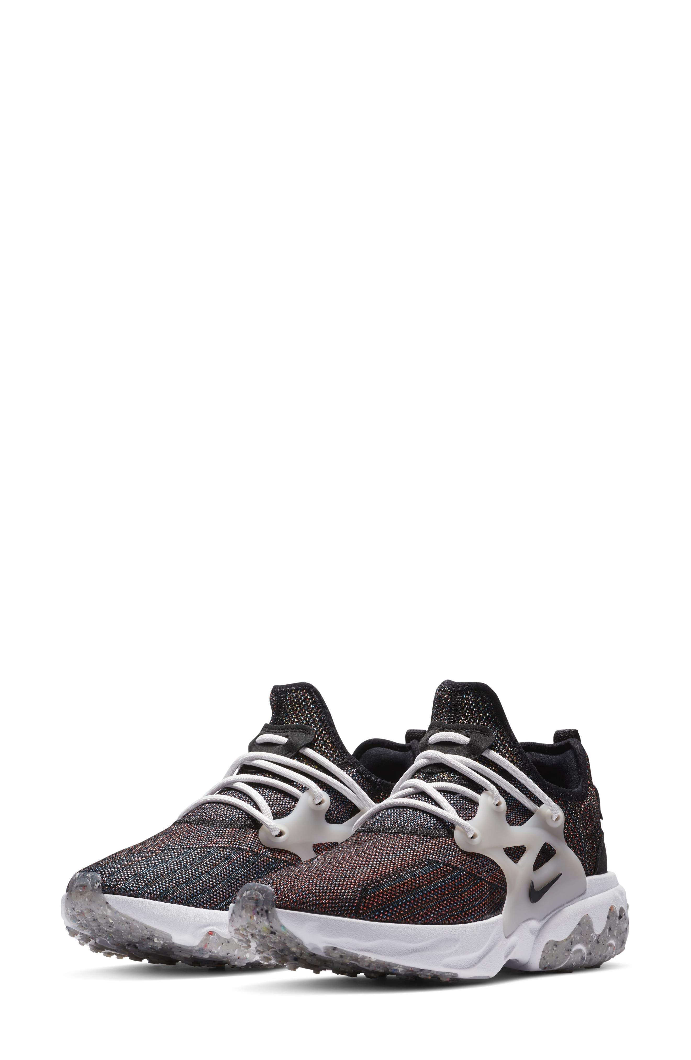 Nike React Presto Flyknit Sneaker (Men