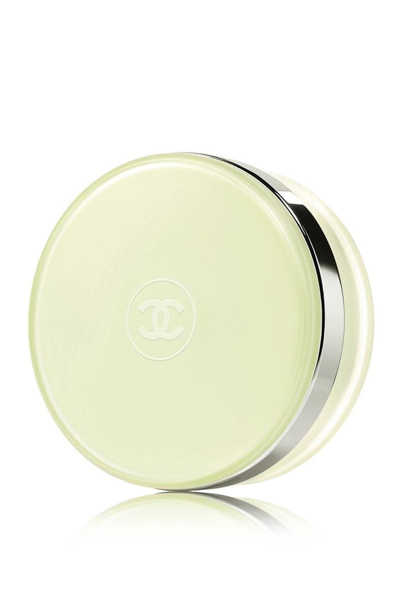 CHANEL CHANCE EAU FRAÎCHE Moisturizing Body Cream, Main, color, NO COLOR