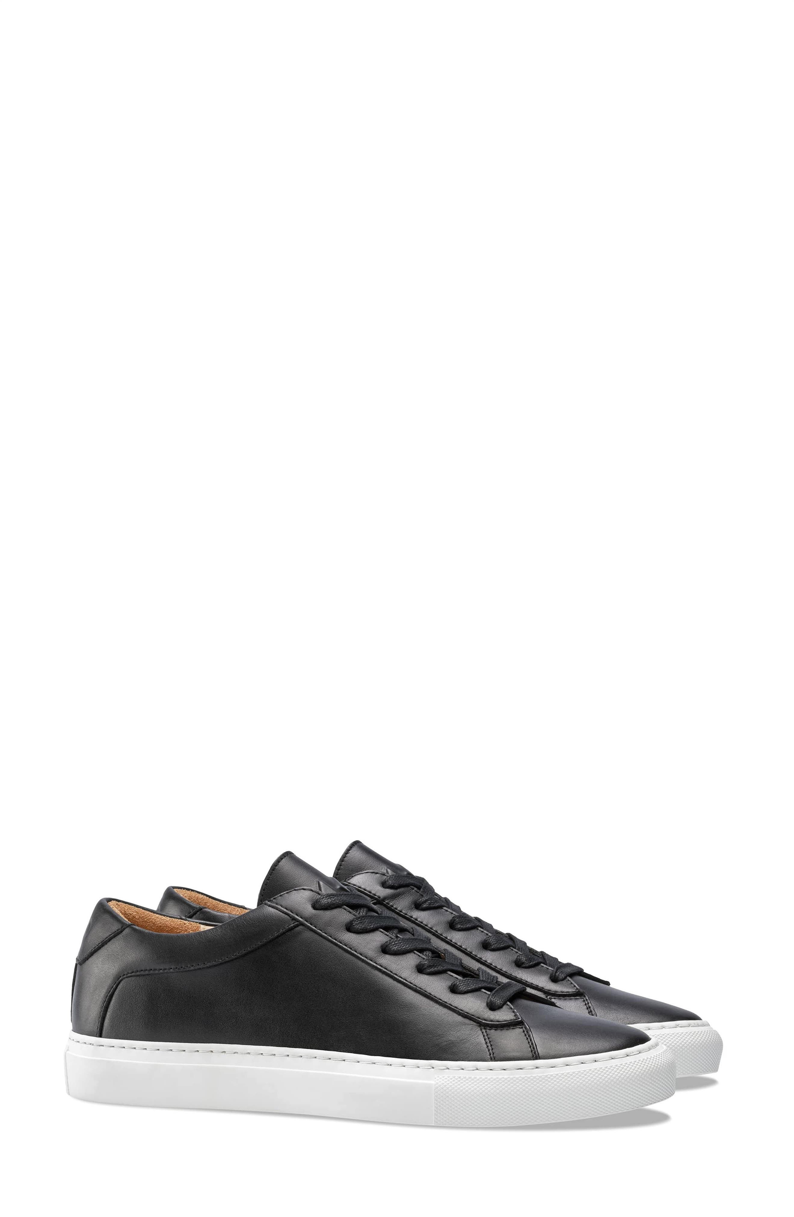 Capri Leather Sneaker