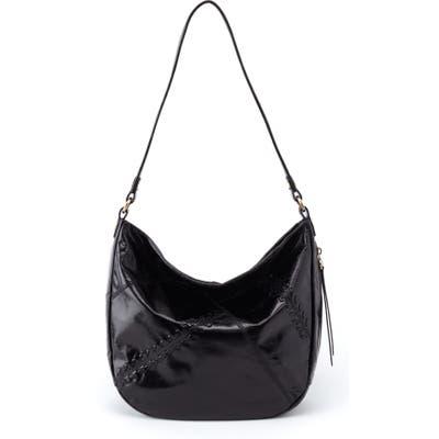 Hobo Garner Leather Hobo - Black