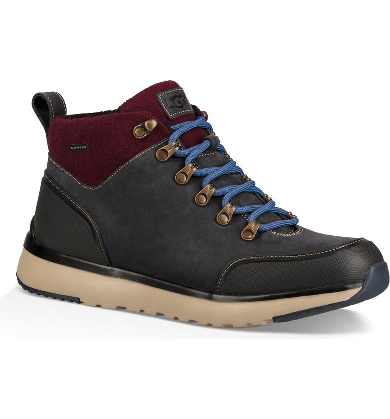 UGG<SUP>®</SUP> Olivert Hiking Waterproof Boot, Main, color, 400