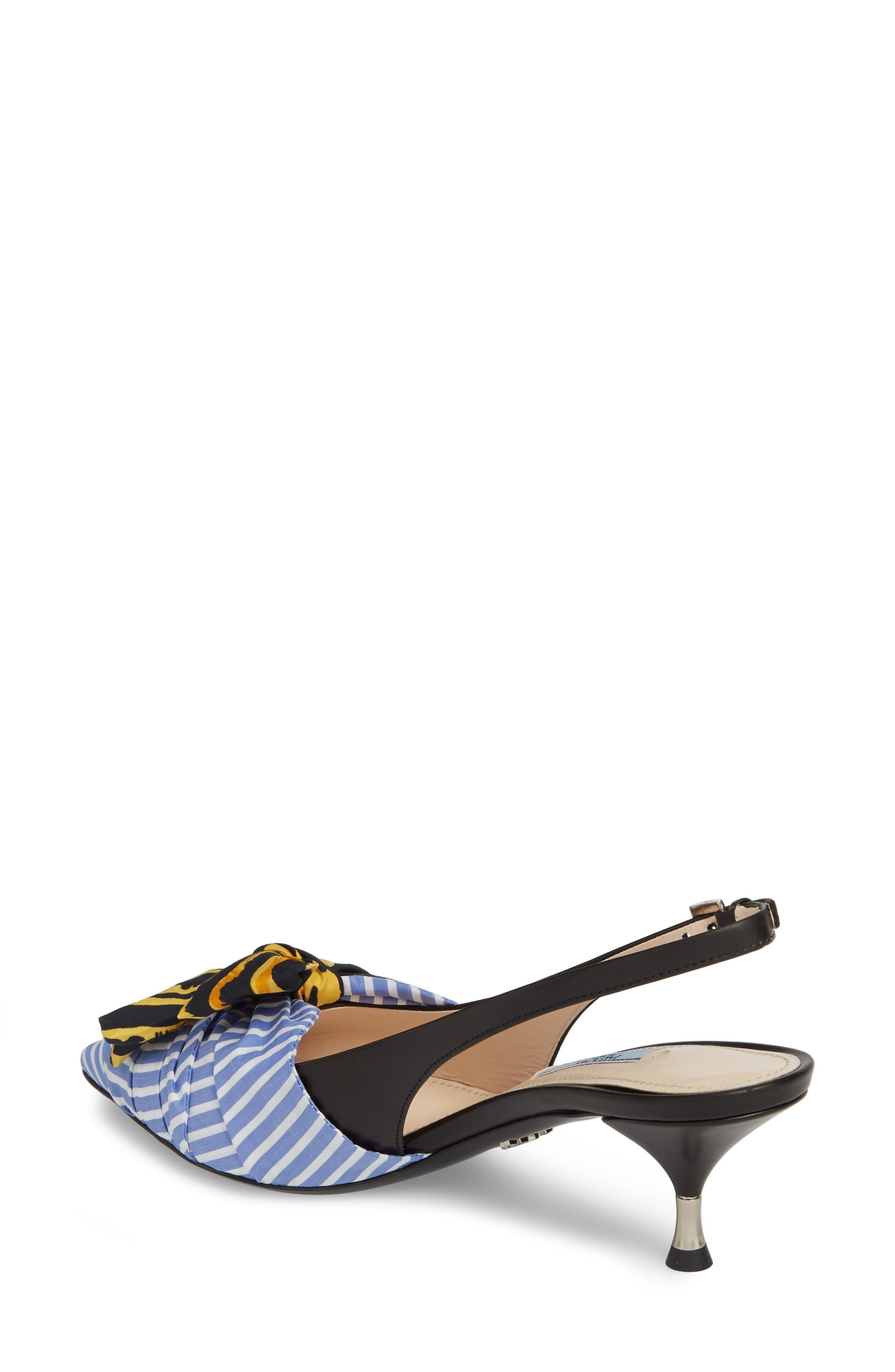 ,                             Bow Pointy Toe Pump,                             Alternate thumbnail 2, color,                             425