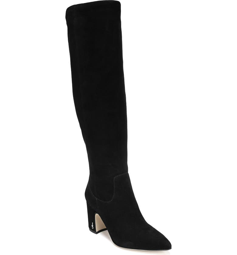 Sam Edelman high heel leather boots NEW for Sale in