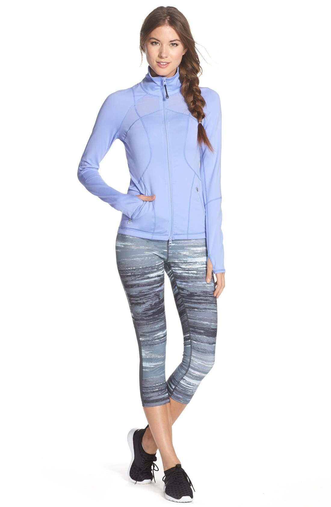 ,                             Live In Streamline Reversible Capris,                             Alternate thumbnail 34, color,                             031
