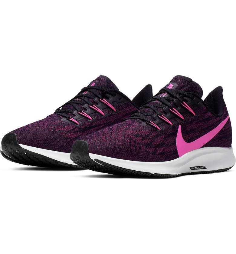 NIKE Air Zoom Pegasus 36 Running Shoe, Main, color, 009