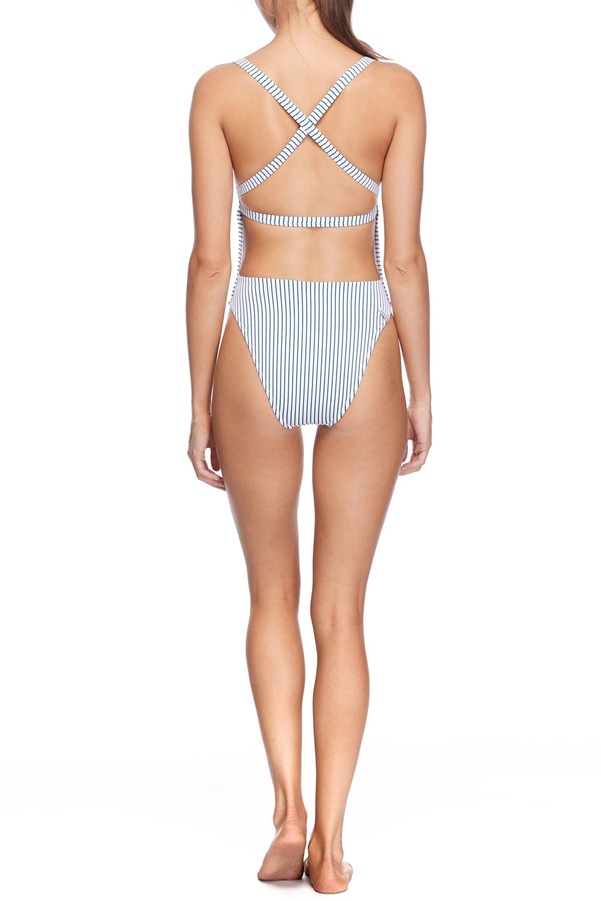 Body Glove Womens Electra One Piece Swimsuit with Strappy Back Detail