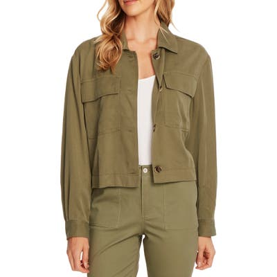Vince Camuto Patch Pocket Jacket