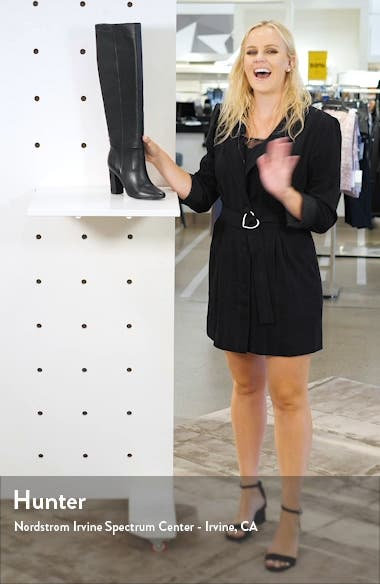 Intermix Knee High Boot, sales video thumbnail