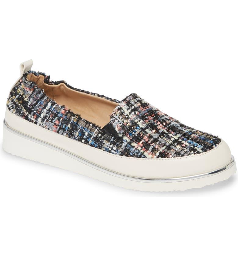 RON WHITE Nell Slip-On Sneaker, Main, color, ONYX MULTI