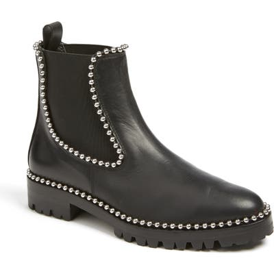 Alexander Wang Spencer Chelsea Boot - Black