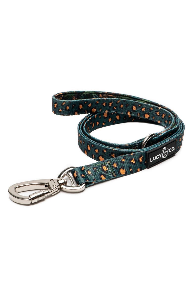 LUCY AND CO Lucy & Co. The Jungle Vibes Leash, Main, color, 300