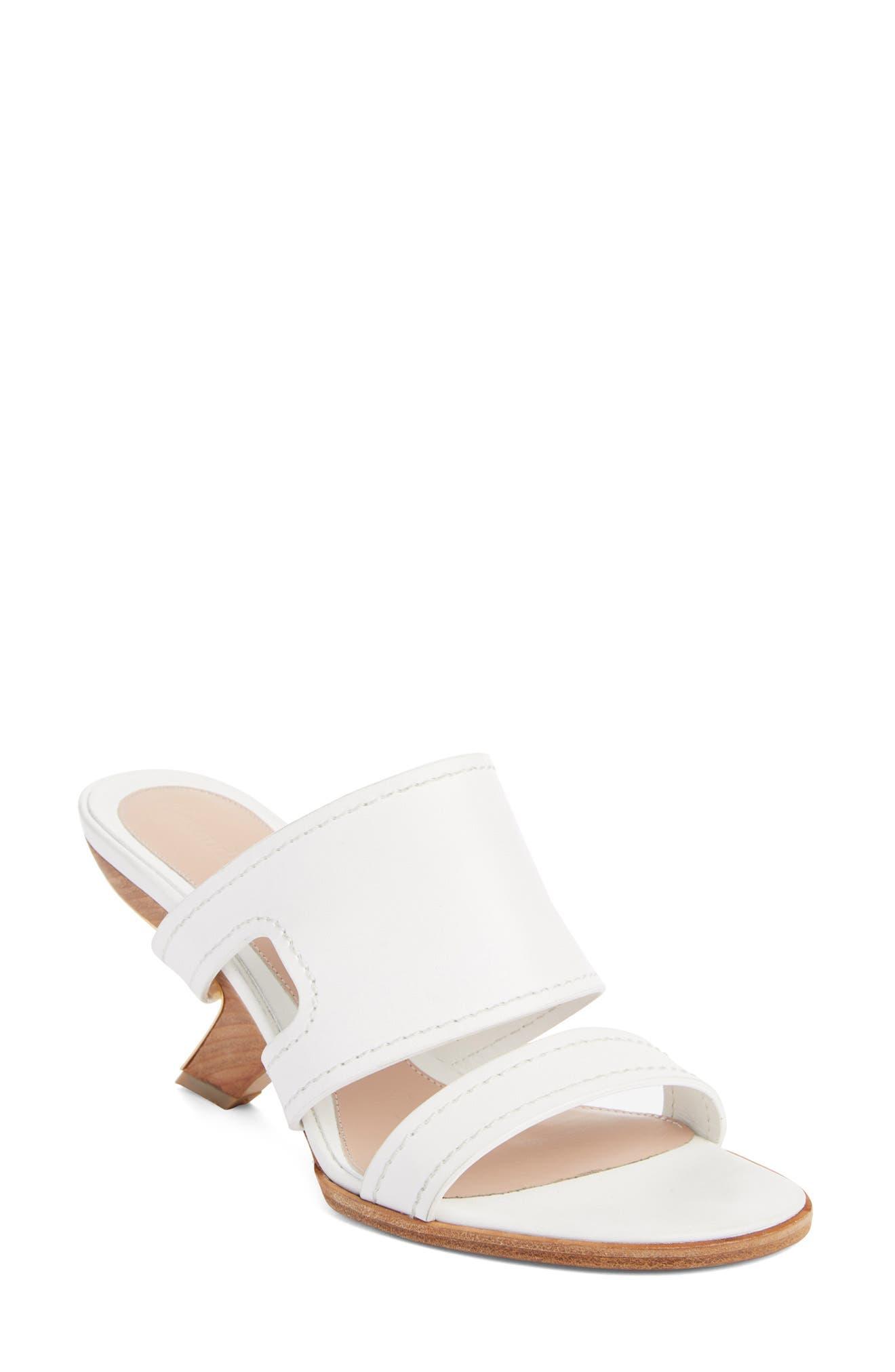 Alexander McQueen Slide Sandal (Women
