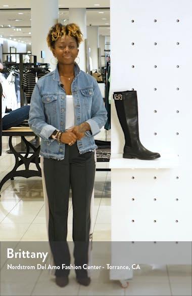 Ada Knee High Boot, sales video thumbnail