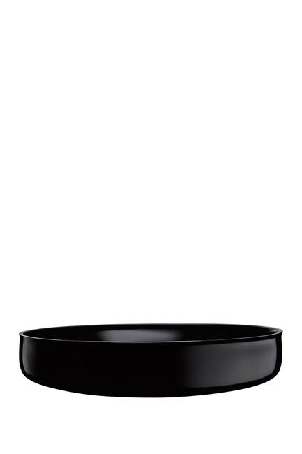 Image of Nude Glass Midnight Bowl - Extra Large - Black