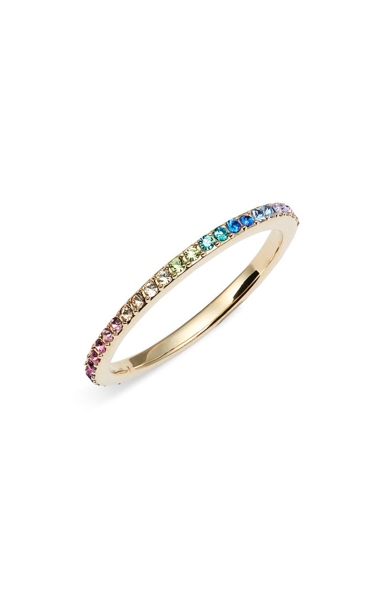 NORDSTROM Pavé Eternity Band, Main, color, 000