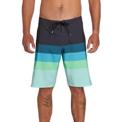 Volcom Lido Liney Stripe Board Shorts