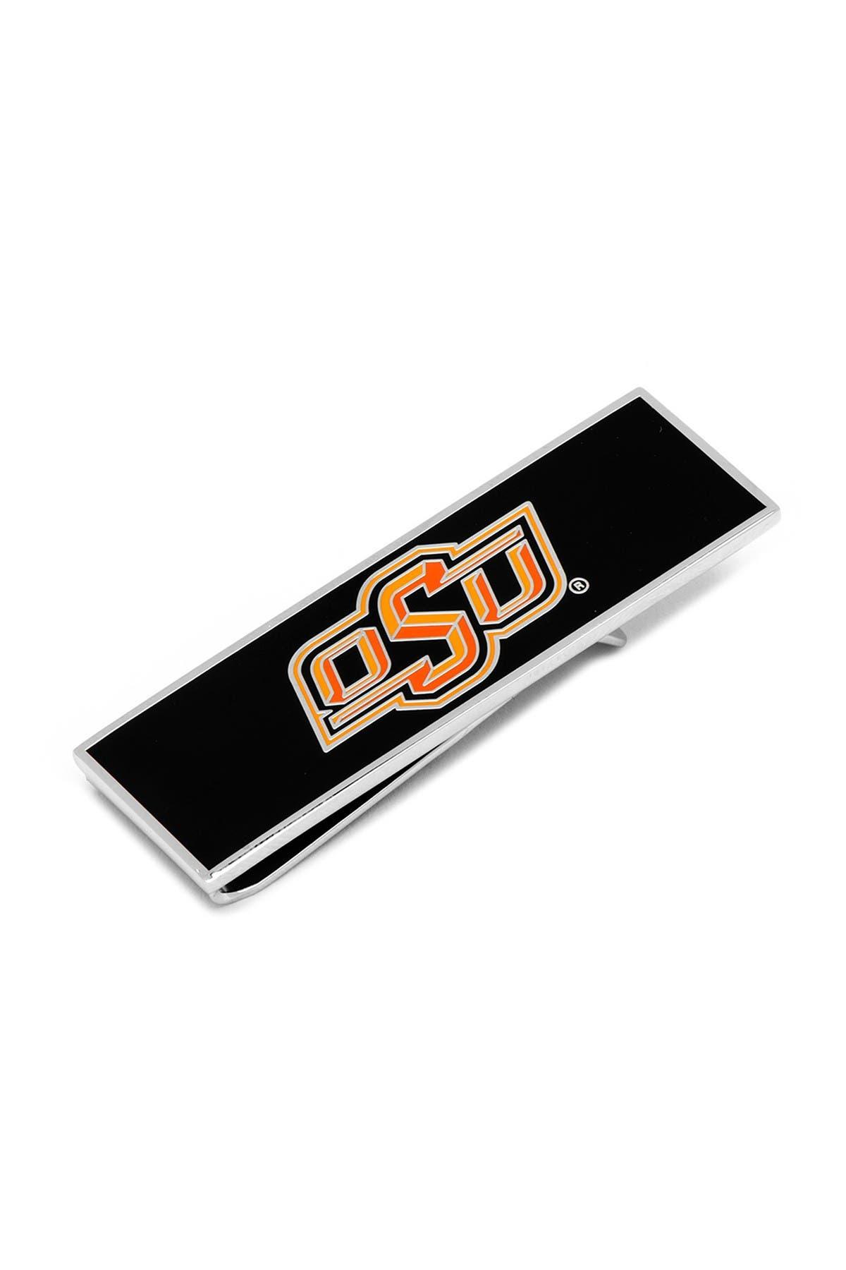 Image of Cufflinks Inc. Oklahoma State Cowboys Money Clip