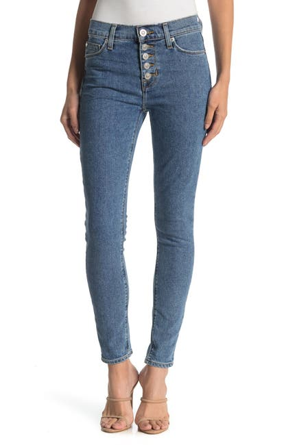 Image of HUDSON Jeans Blair Super Skinny Ankle Expo Jeans