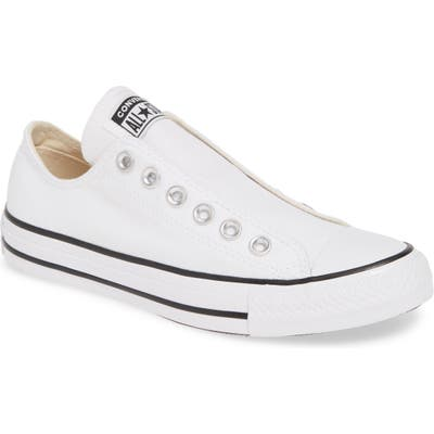 Converse Chuck Taylor All Star Laceless Low Top Sneaker