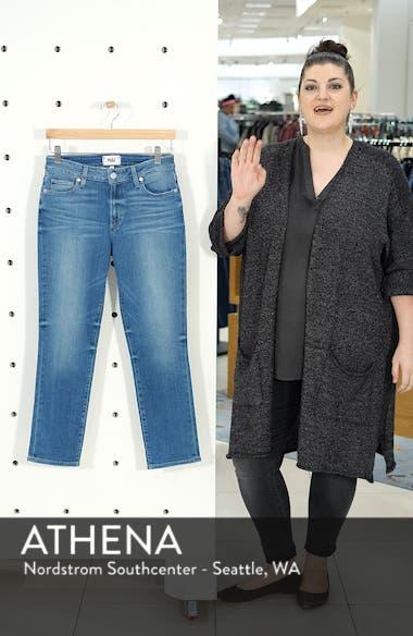 Transcend Vintage - Brigitte High Waist Crop Boyfriend Jeans, sales video thumbnail