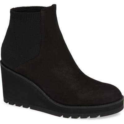 Eileen Fisher Adele Wedge Bootie, Black