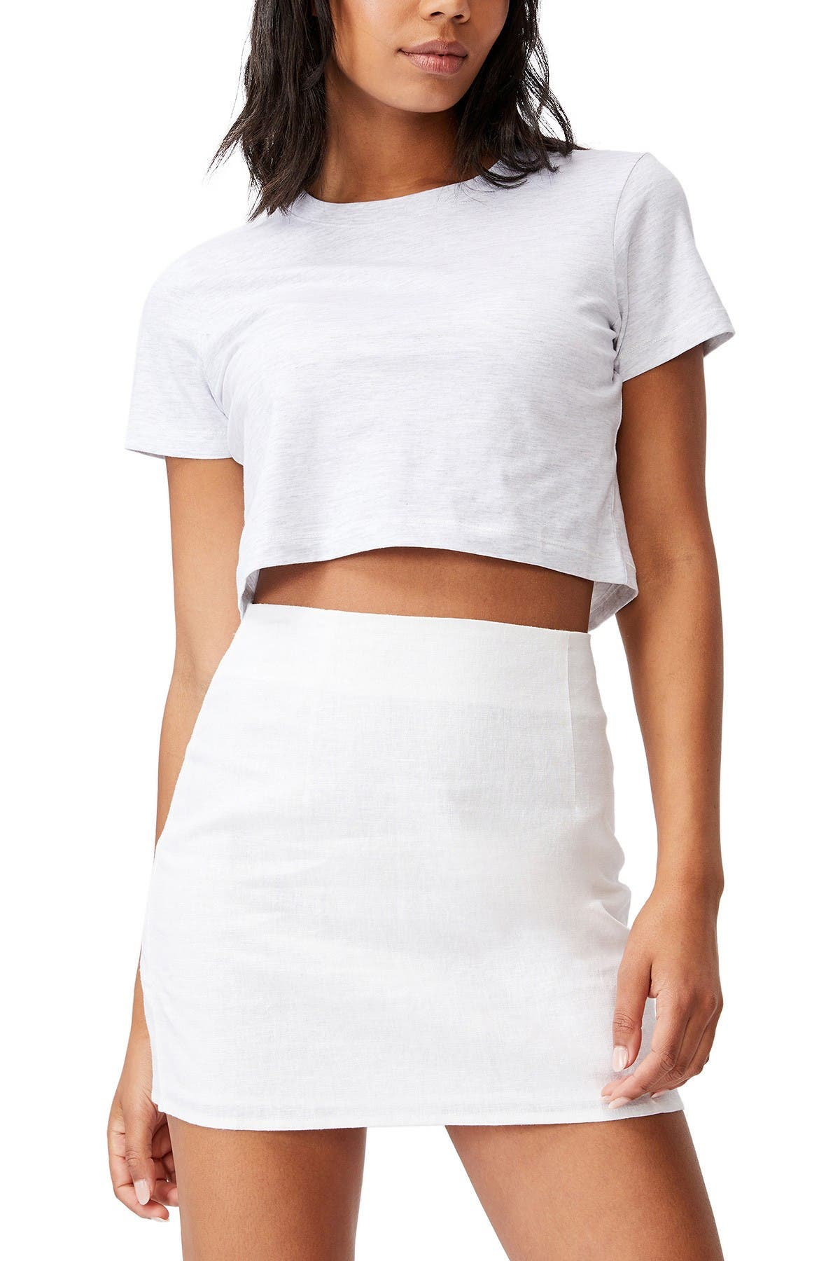 Cotton On ULTIMATE A-LINE MINI SKIRT