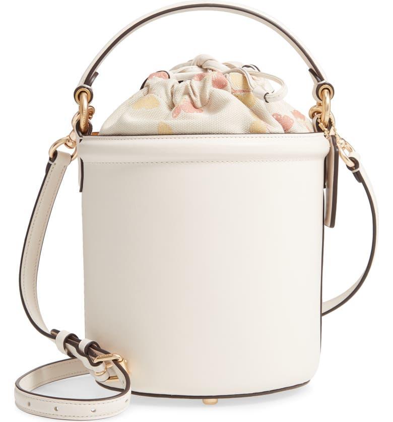 Coach Leather Drawstring Bucket Bag Nordstrom