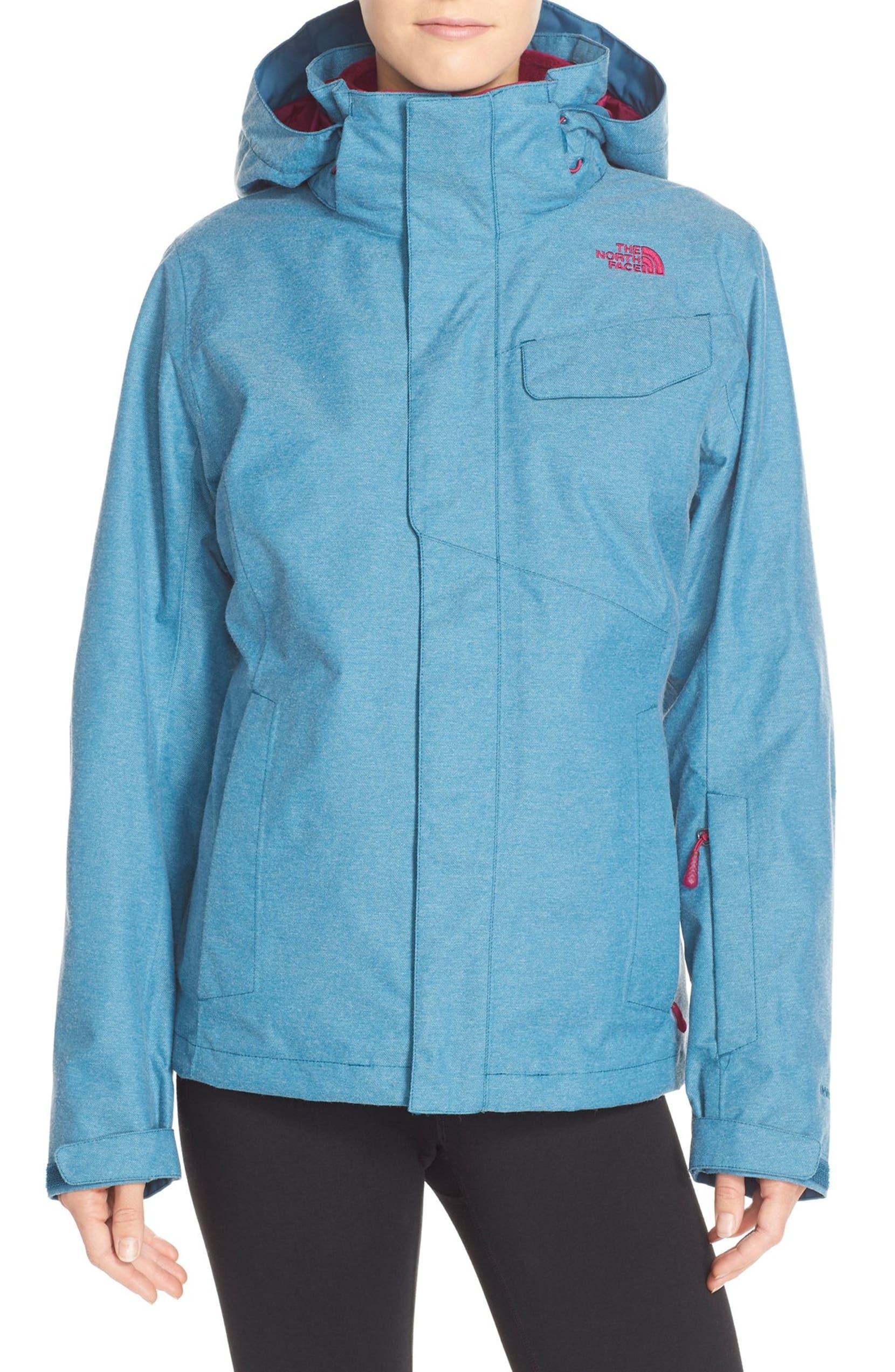 1ad428da2 'Helata' TriClimate® Waterproof 3-in-1 Jacket