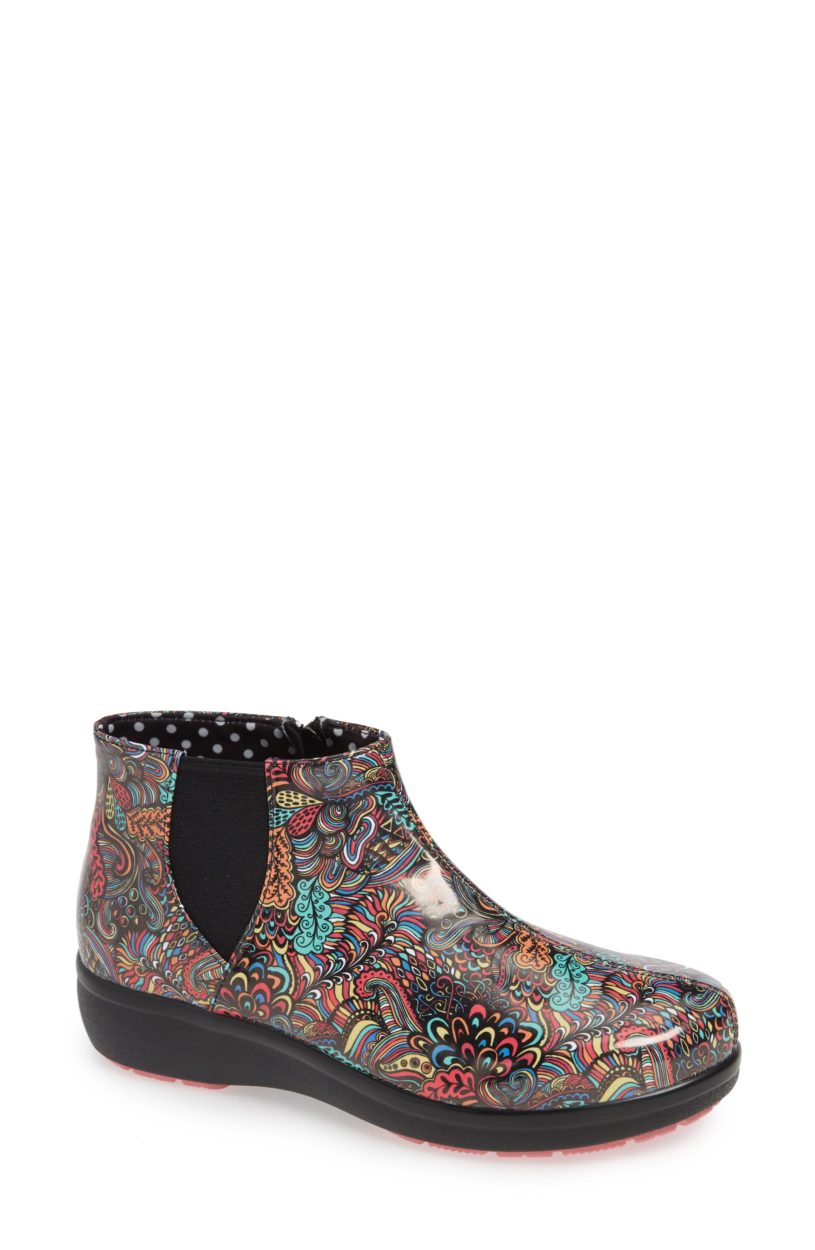 Alegria Climatease Chelsea Bootie, Pink