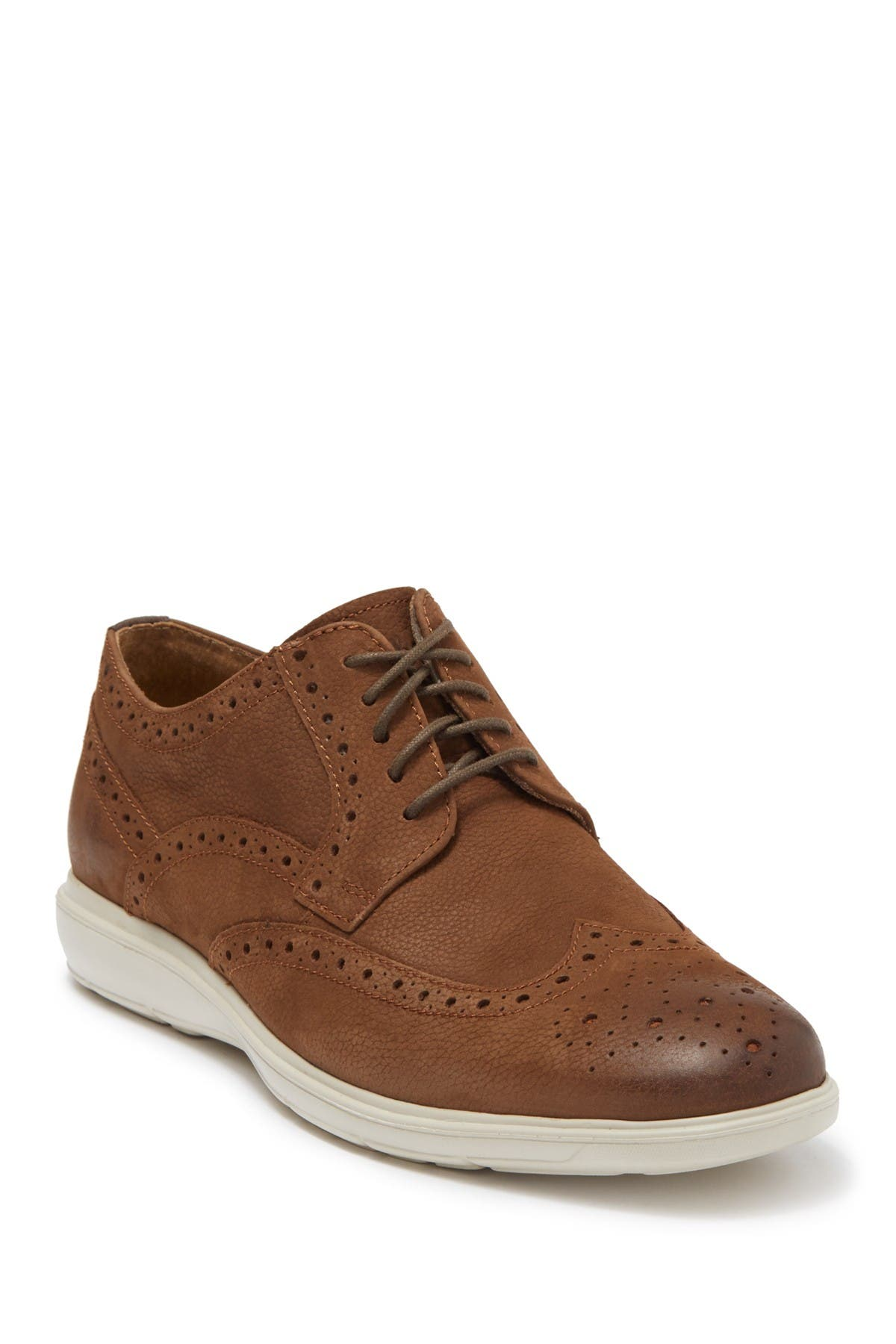 Image of Florsheim Indio Leather Wingtip Oxford