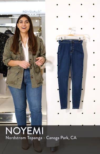 Moto Joni High Waist Skinny Jeans, sales video thumbnail