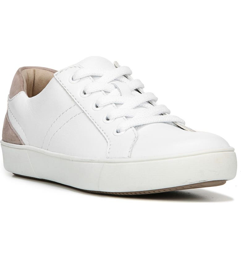 NATURALIZER Morrison Sneaker, Main, color, WHITE LEATHER
