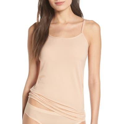Tommy John Air Stay Tucked Camisole, Brown