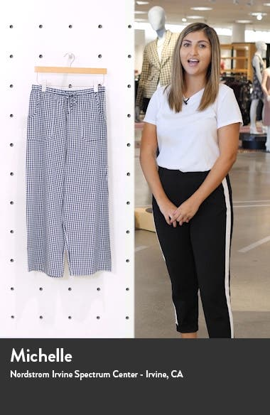 Katie Crop Pajama Pants, sales video thumbnail