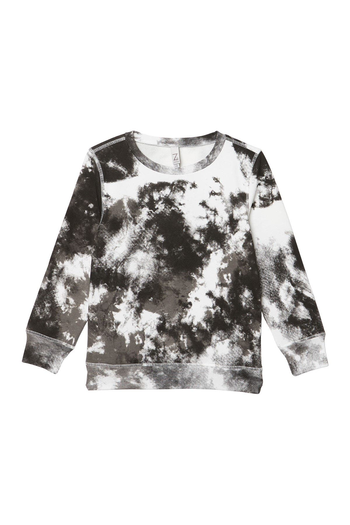 Image of Z by Zella Girl Maisie Tie Dye Pullover
