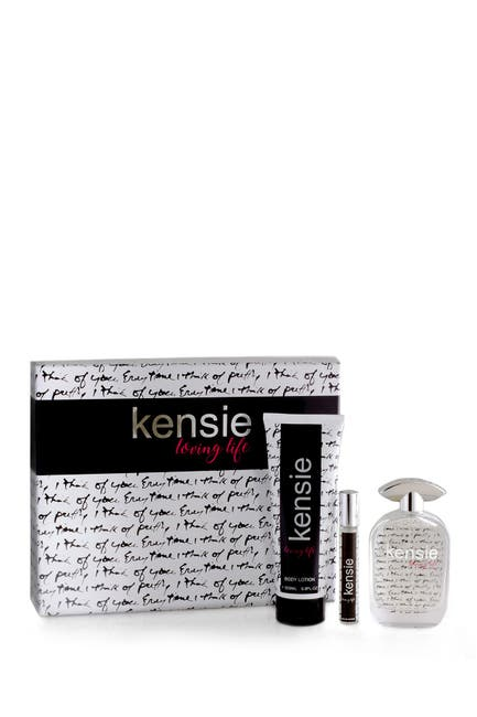 Image of Kensie Loving Life Gift Set