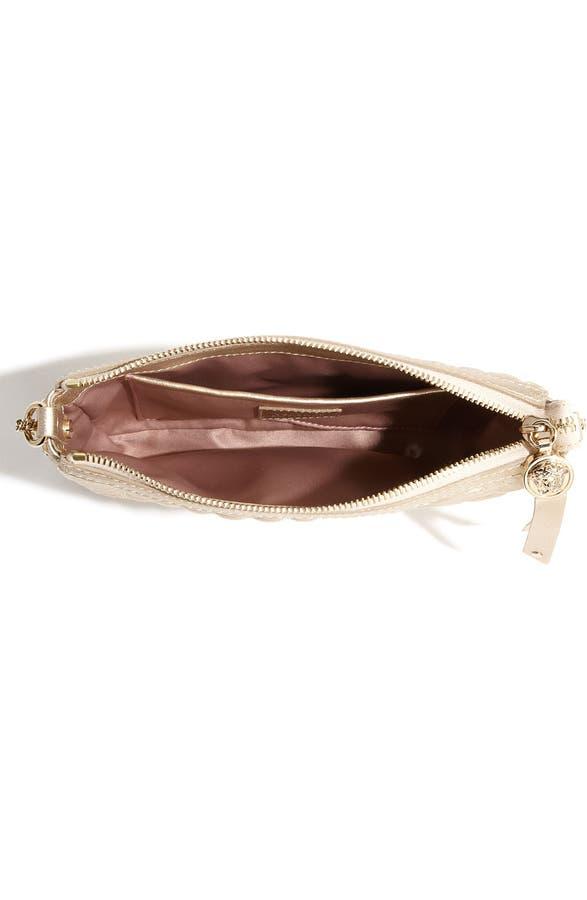 58f554bae5b Versace 'Vanitas' Embroidered Leather Crossbody Bag | Nordstrom