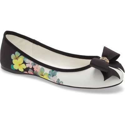 Ted Baker London Sually Flat, Ivory