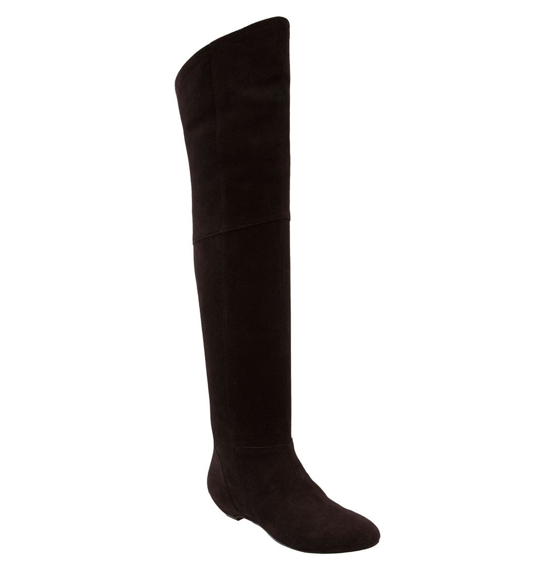 ,                             'Overrpas' Over the Knee Boot,                             Main thumbnail 5, color,                             209