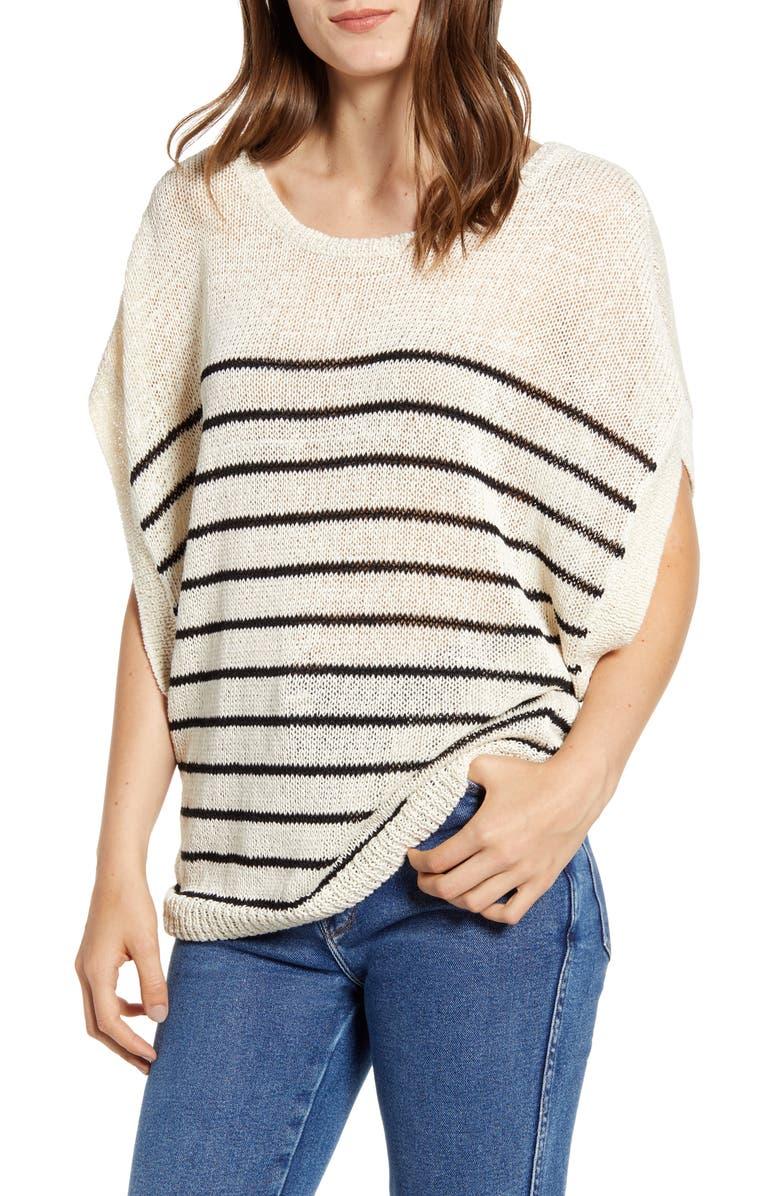 ALLSAINTS Carova Breton Sweater, Main, color, 900
