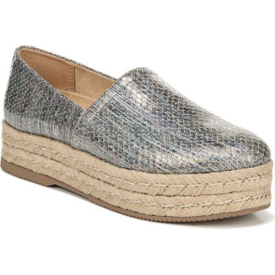 Naturalizer Thea Iii Espadrille Slip-On, Grey