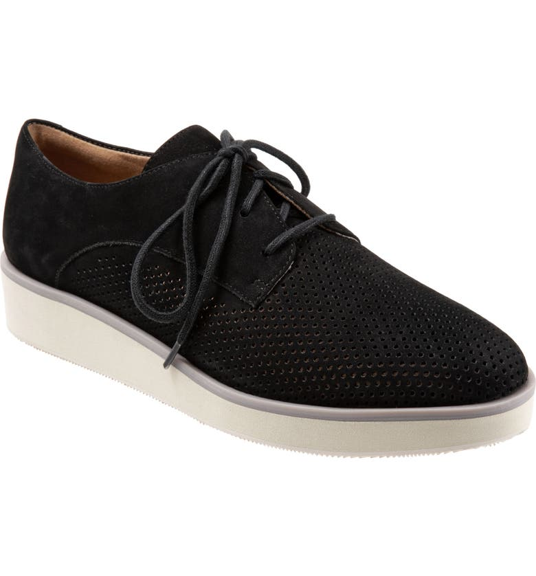SOFTWALK<SUP>®</SUP> Willis Derby, Main, color, ONYX LEATHER