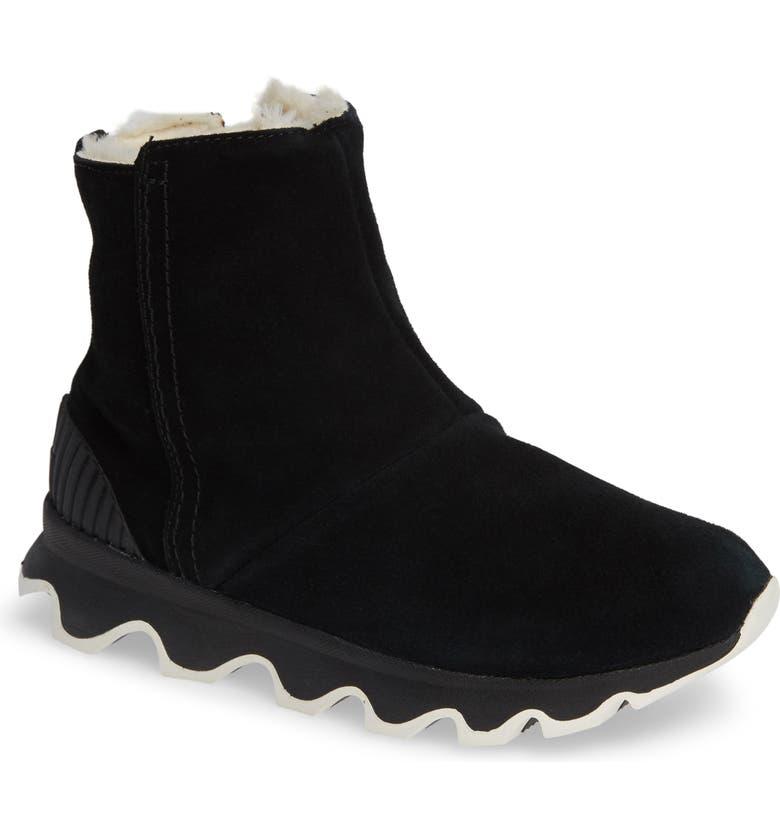 f000e501c97fc SOREL Kinetic Insulated Waterproof Short Boots (Women) | Nordstrom