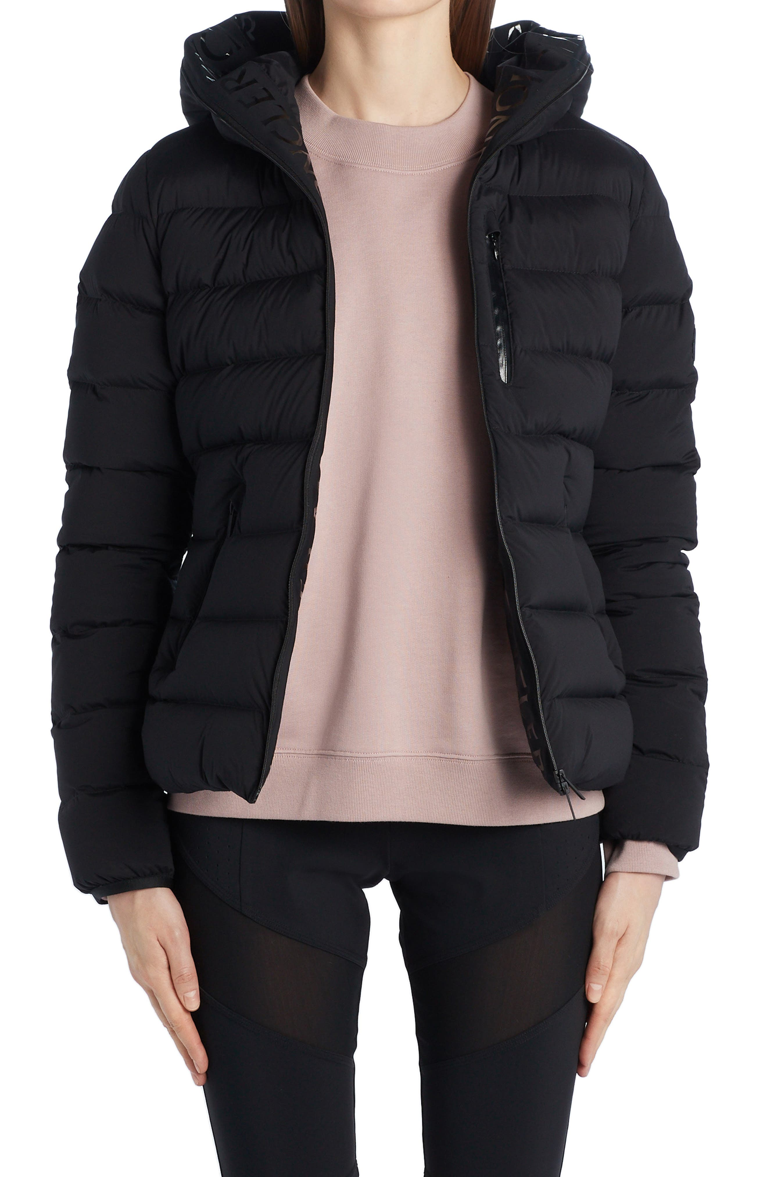 Women's Moncler Herbe Down Puffer Jacket