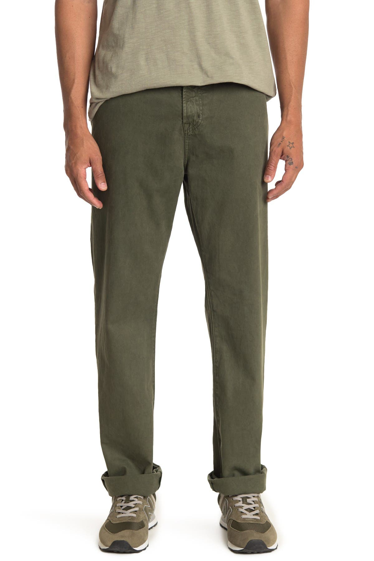"""Image of AG Everett SUD Slim Straight Pants - 32-36"""" Inseam"""