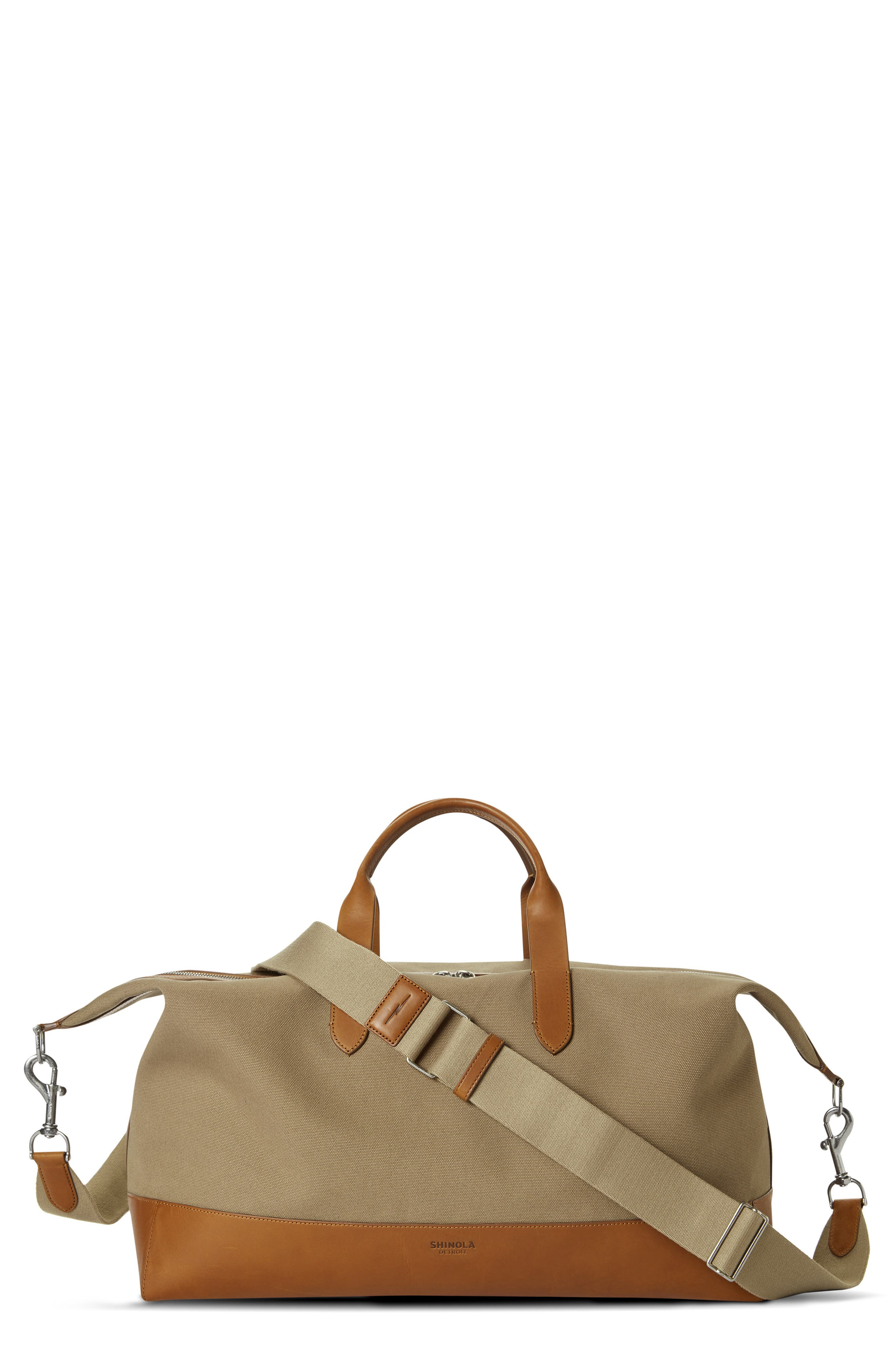 Canfield Classic Canvas Duffle Bag