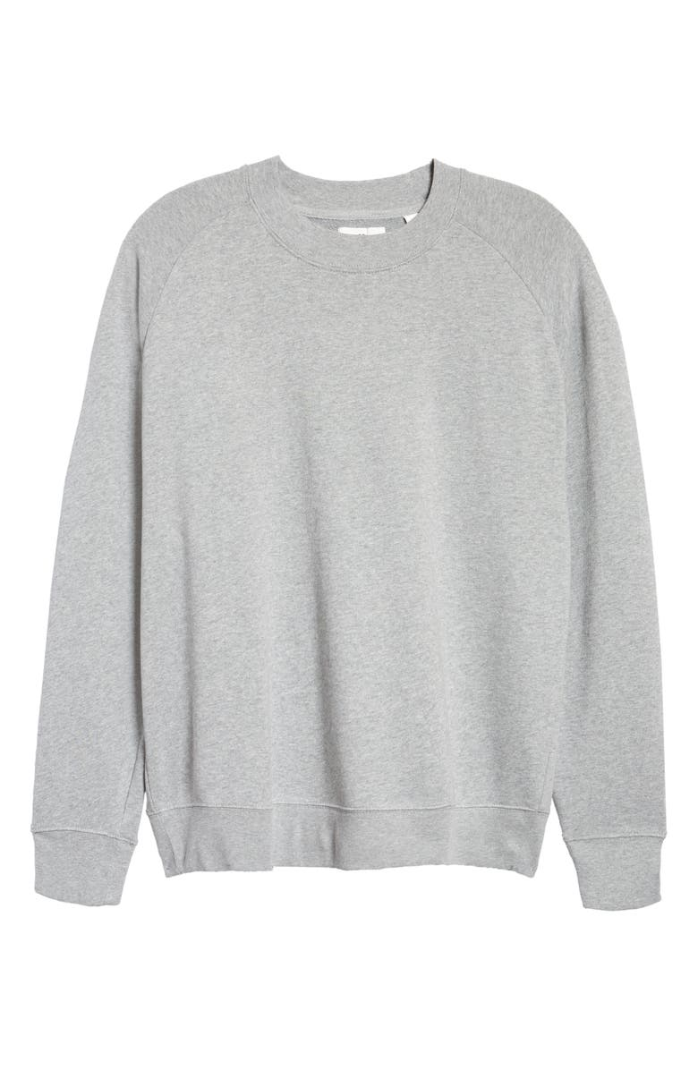 BP. Cotton Crewneck Sweatshirt, Main, color, 030