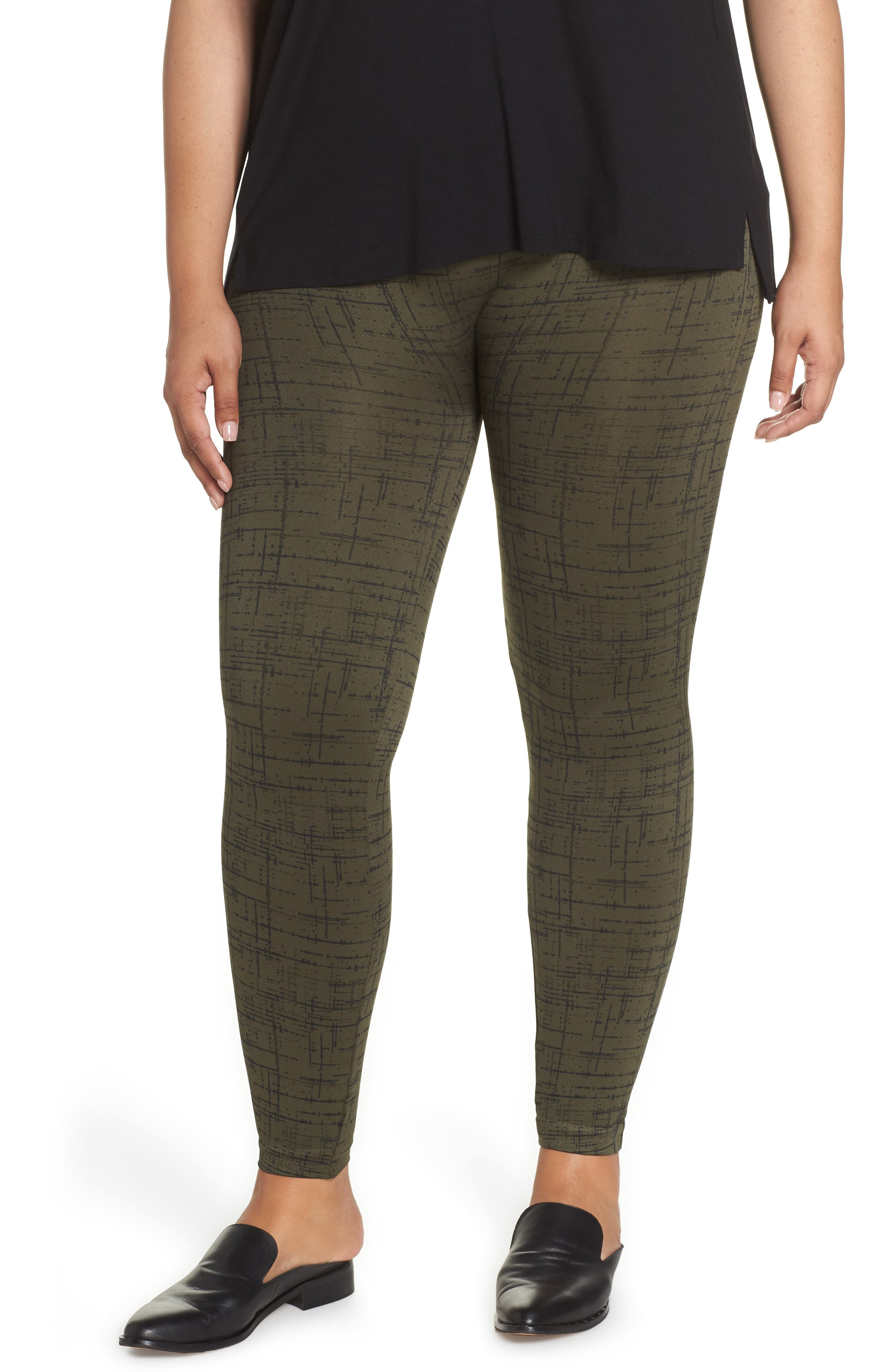 Image of SPANX Look At Me Now Seamless Leggings