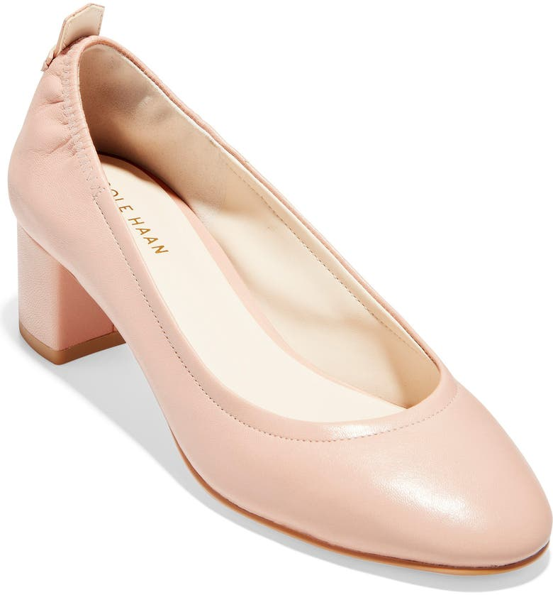 COLE HAAN Avianna Pump, Main, color, MAHOGANY ROSE LEATHER