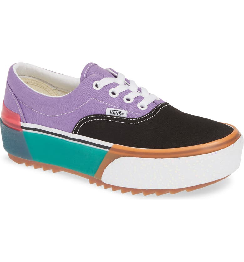 Era Stacked Platform Sneaker